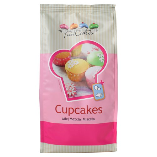 FunCakes Cupcake preparation mix 1 kg