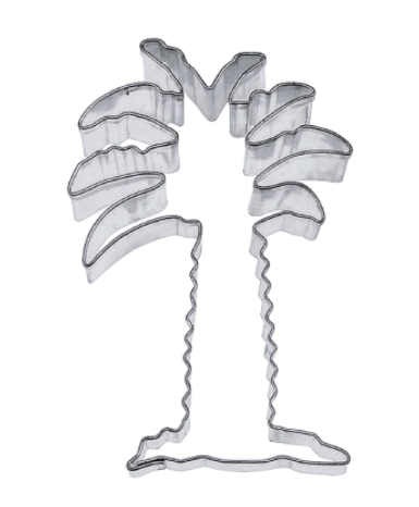 Paml tree cookie cutter