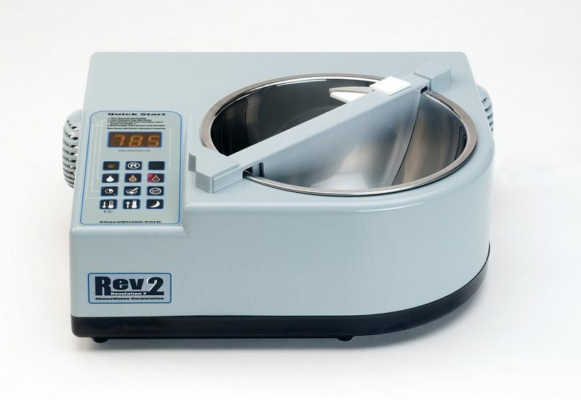 Revolation 2 Tempering machine