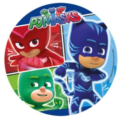 PJ Mask Wafer disk – 3