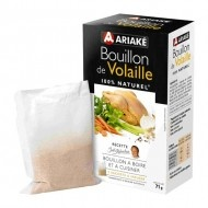 Ariaké chicken broth