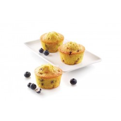 Moule en silicone Muffin