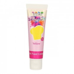 Colorant Alimentaire Gel Jaune Funcakes