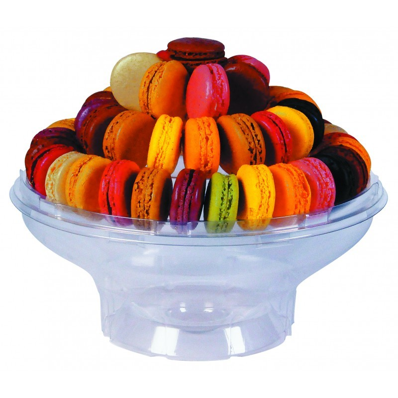 Dome stand for macarons @