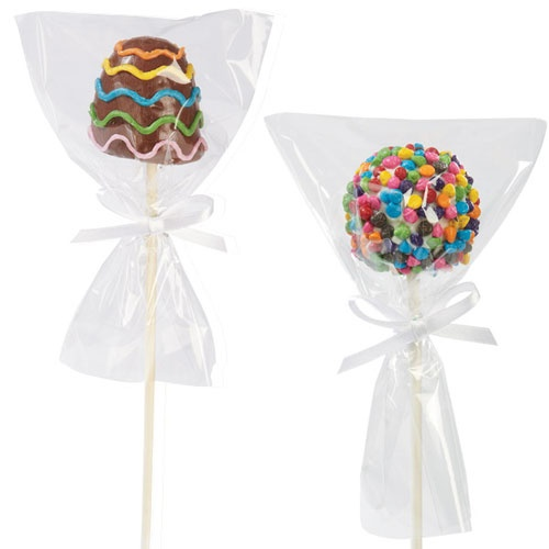 Wilton lollipop kit with ribbons