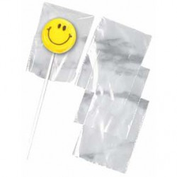 50 Wilton lollipop bags