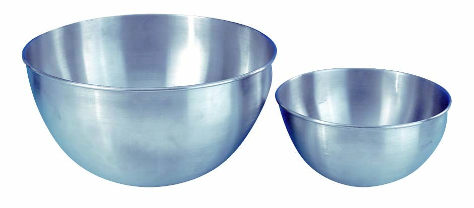 """14.1 """" Reinforced edge bowl to curl."""