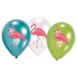 Ballons Flamant Rose - Flamingo Paradise