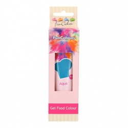 Colorant Alimentaire Gel Aqua Funcakes