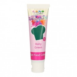 Colorant Alimentaire Gel Vert Bouteille Funcakes
