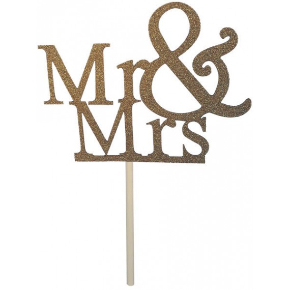 Mr & Mrs Topper OR - TopCake