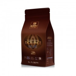 EXCELLENCE  (cacao 55%) 5KG BARRY
