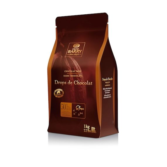 DROPS CHOCOLAT (cacao 50%) 1KG BARRY