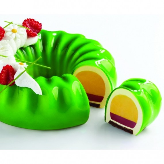Moule Royal Pavoni en Silicone