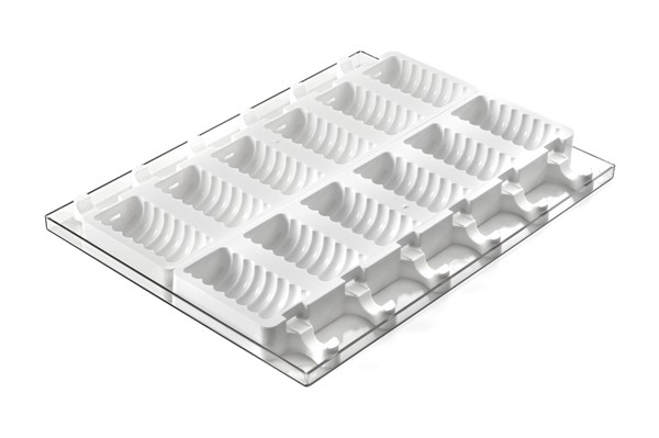 Steccoflex Tango ice cream mould x12
