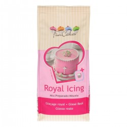 Mix Glaçage Royal Funcake 450 g @