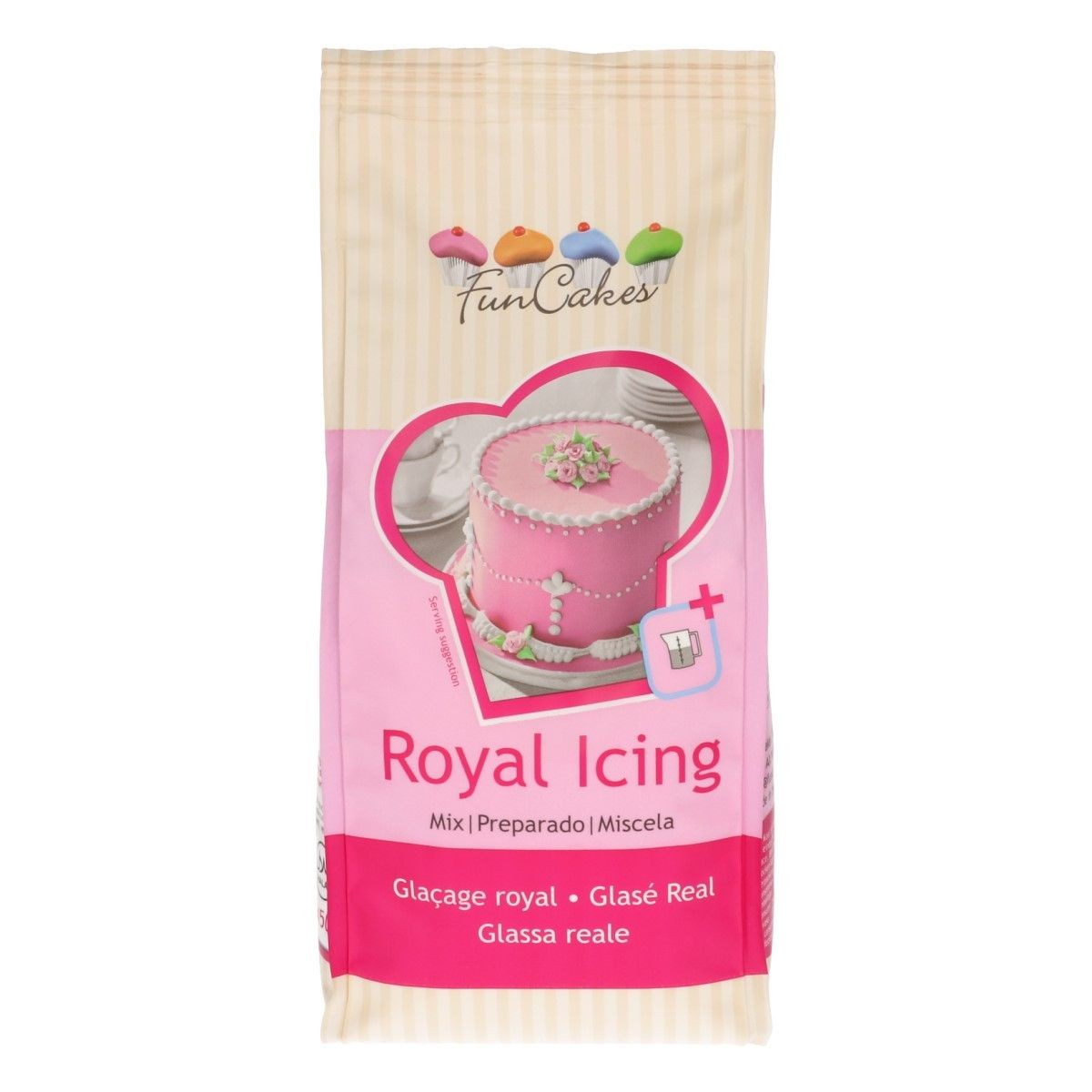 FunCakes Mix for Royal Icing 450 g @