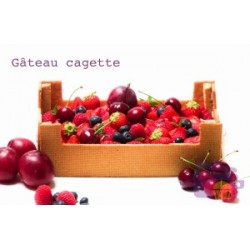 Gabarit Cagette de Fruits