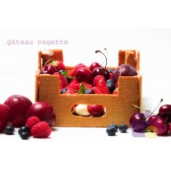 Gabarit Mini Cagette de Fruits