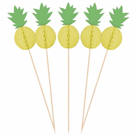 10 Pices déco ananas