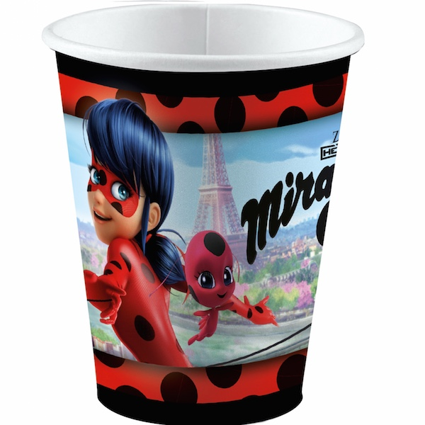Miraculous cups