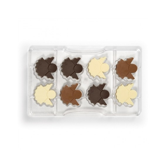 Mould for chocolates with Easter Theme**