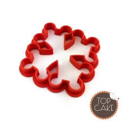 Hand of Fatima cookie cutter