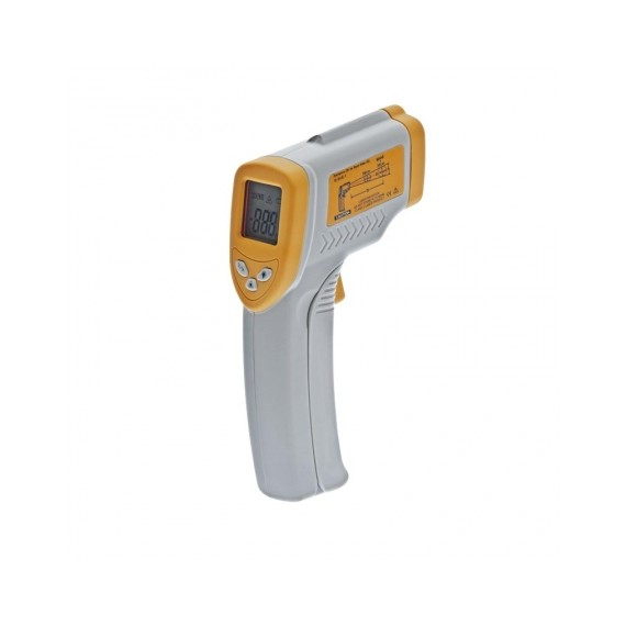 Infrared food thermometer