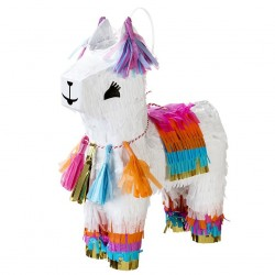 Pinata décorative Lama