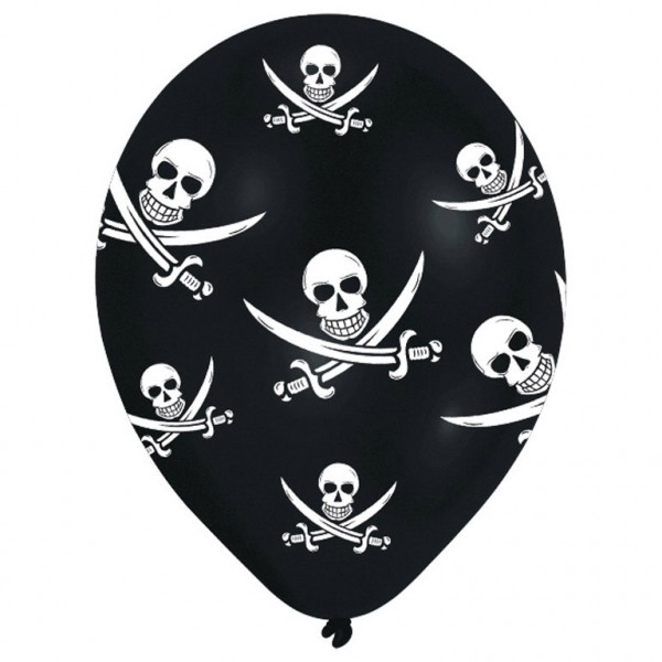 Pirate balloons Jolly Rogers