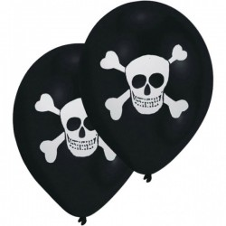 Ballon Pirate x8
