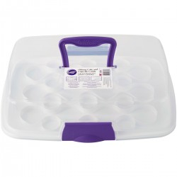 Wilton Cupcake caddy @