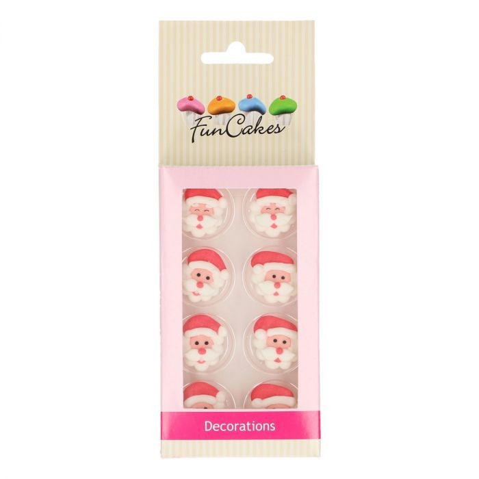 Forest animals sugar decorations