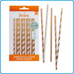Vintage seventies white straw