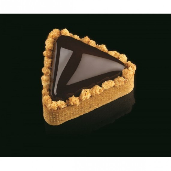 Moule Pyramid individuel Pavoni en Silicone