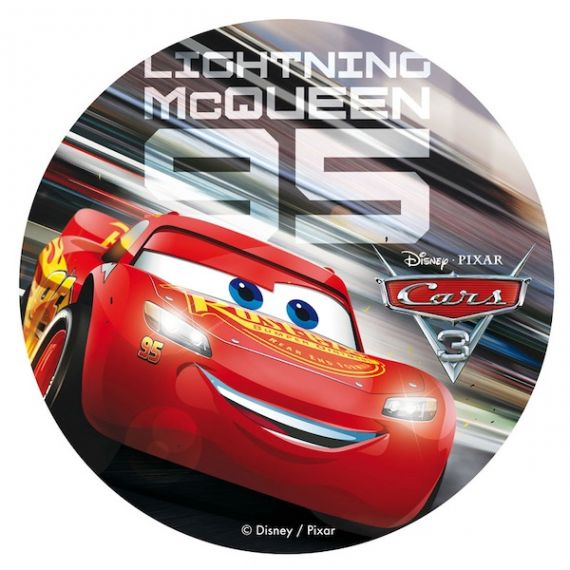 CARS wafer disk