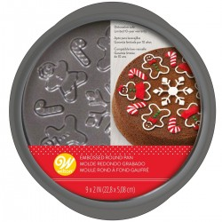Gingerbread man cake pan