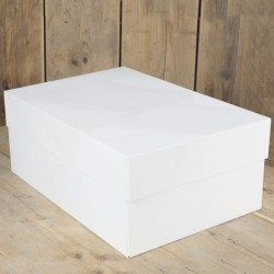 Box for wedding cake 25.5 x 25.5 x 25 cm
