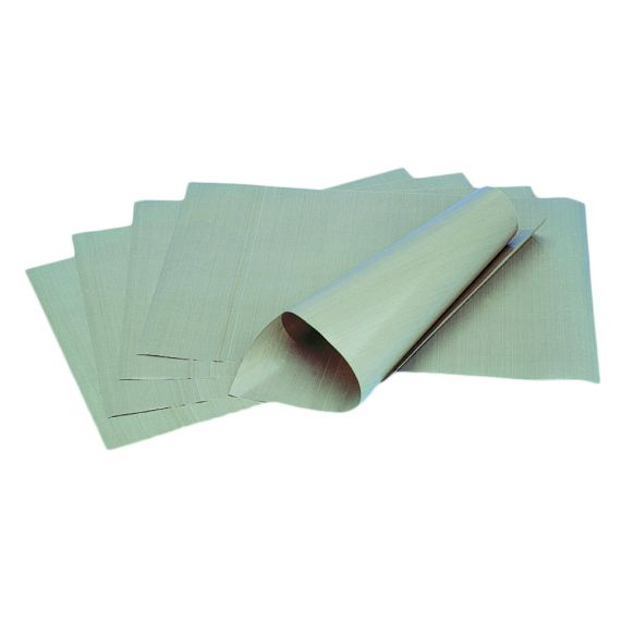 2 Fiberglass cooking sheets