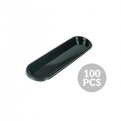 100 Oval soles for Fashion Eclair 80 - Silikomart