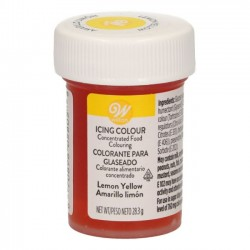 Fat-soluble RED colouring gel - Magic Colours