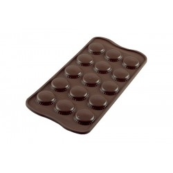 Choco Crown silicone mould