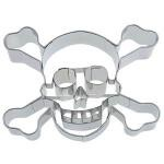 Skull and crossbones cookie cutter – Jolly Roger