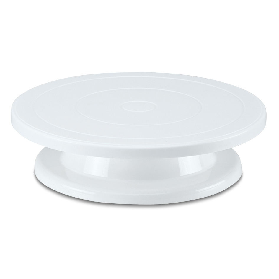 Turnable cake stand