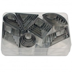 42 Stainless steel cookie cutter