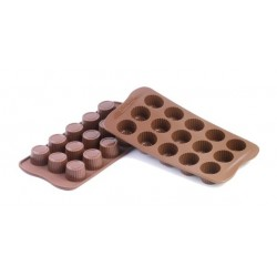 15 Pralines silicone mould