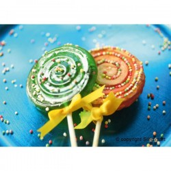 Moule lolly POP*