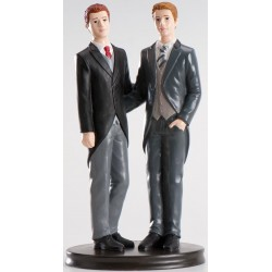 Figurine Couple Gay Homme**