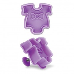 Body cookie cutter with ejector