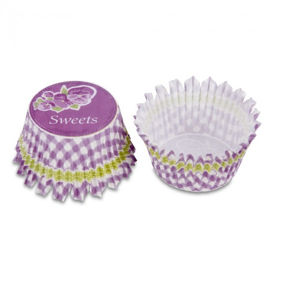 Sweets cupcake baking cup
